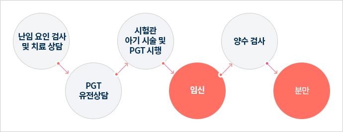 PGT 진행 과정