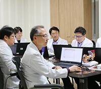 Первая в мире успешная операция диффузной холангиокарциномы с помощью роботизированной лапароскопии